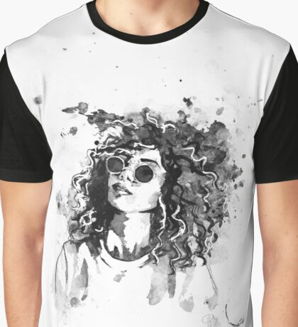 Freya In Ink Graphic T-Shirt