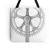 Campagnolo Super Record Strada Chainset, 1974 Tote Bag