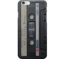 80's Funky House Retro Cassette iPhone Case iPhone Case/Skin
