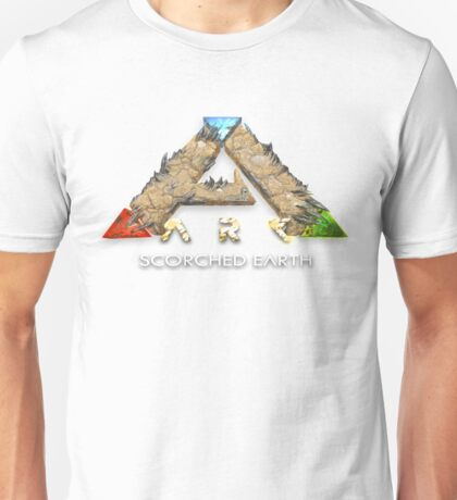 Ark Scorched Earth  Unisex T-Shirt