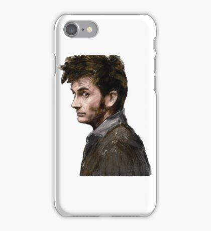 Tennant iPhone Case/Skin
