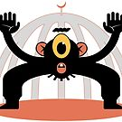 Monkey by Ellis Nadler