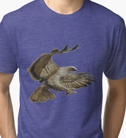 Flying Eagle Tri-blend T-Shirt