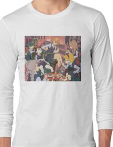 LITTLE WITCH ACADEMIA #07 Long Sleeve T-Shirt