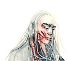 WARRIOR - Thranduil by Farbenfrei