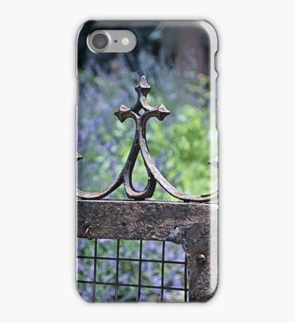 Cross Gate iPhone Case/Skin