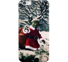 Happy These Holidays Will Be iPhone Case/Skin