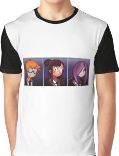 LITTLE WITCH ACADEMIA #09 Graphic T-Shirt