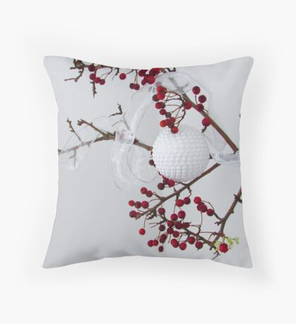 Berry Bliss Throw Pillow