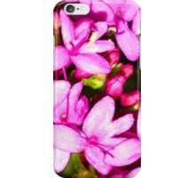 Pretty Pink Flower iPhone Case/Skin