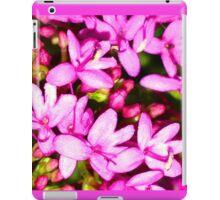 Pretty Pink Flower iPad Case/Skin