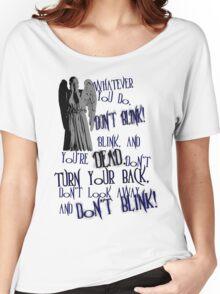 Blink Women's Relaxed Fit T-Shirt