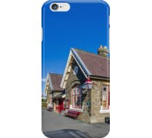 Horton in Ribblesdale Station iPhone Case/Skin