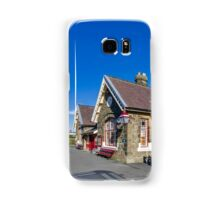 Horton in Ribblesdale Station Samsung Galaxy Case/Skin
