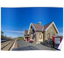 Horton in Ribblesdale Station Poster