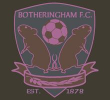 The Official Botheringham F.C. Shirt by HyperGlavin