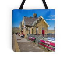 Ribblehead Station Tote Bag