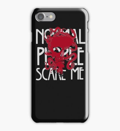 normal quotes iPhone Case/Skin