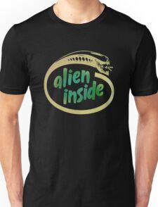 aliens inside Unisex T-Shirt