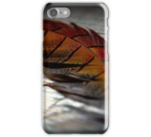 Pleasant Pheasant iPhone Case/Skin