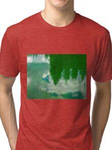 Green Lake - Reflections Tri-blend T-Shirt