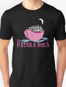 La patera rosa Unisex T-Shirt