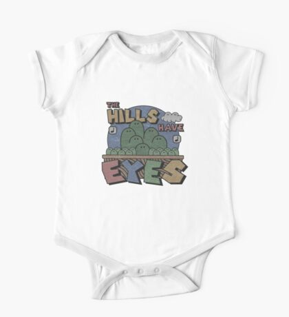 The Hills Have Eyes One Piece - Short Sleeve
