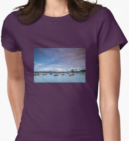 Falmouth Harbour, Cornwall T-Shirt