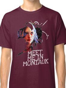 Meet Me In Montauk T-Shirt Classic T-Shirt