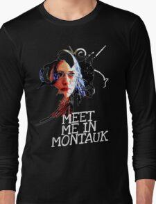 Meet Me In Montauk T-Shirt Long Sleeve T-Shirt