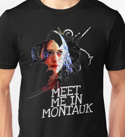 Meet Me In Montauk T-Shirt Unisex T-Shirt