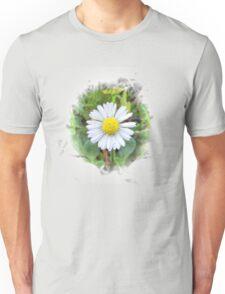 Fading Daisy Unisex T-Shirt