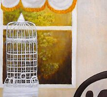 The Birdcage  by C J Lewis