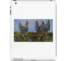 The Farm Chicks iPad Case/Skin