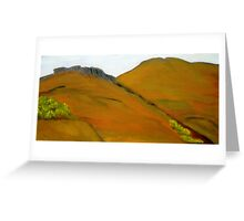 The Ranges  Greeting Card