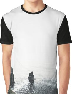 Cliffs of Moher 1 Graphic T-Shirt