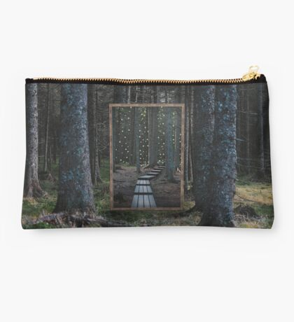 Mirror Of The Soul Studio Pouch