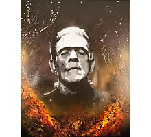 The Monster Photographic Print