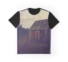 Wandering in Nova Scotia Graphic T-Shirt