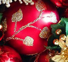 Christmas Bauble by sammiejayjay