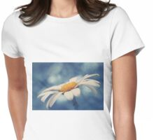 Hazy Daisy Womens Fitted T-Shirt