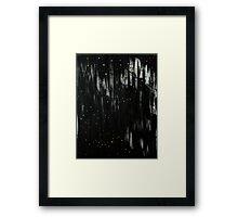 untitled night scene Framed Print