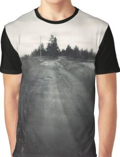 Road to the Beach Graphic T-Shirt