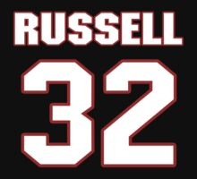 NFL Player Anderson Russell thirtytwo 32 by imsport