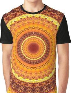 Mandala Graphic T-Shirt