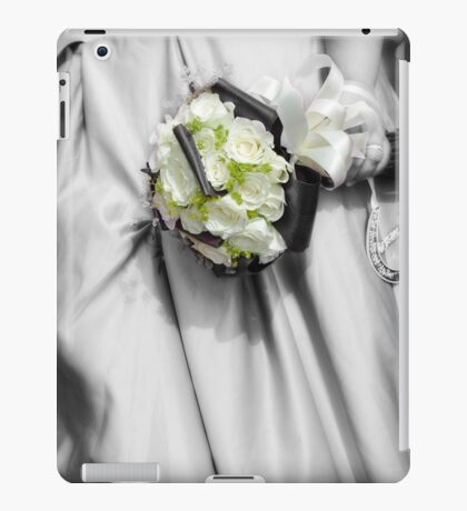 Bridal Bouquet iPad Case/Skin