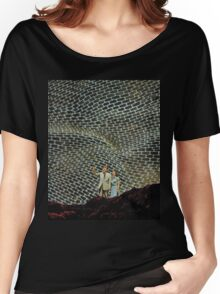 Feel Wall Women's Relaxed Fit T-Shirt