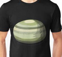 Glitch furniture tabledeco stactus ball green striped Unisex T-Shirt