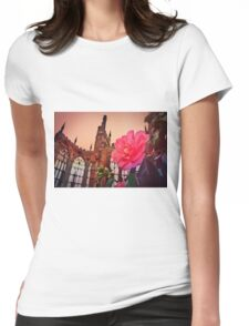 Coventry Cathedral - West Midlands Womens Fitted T-Shirt
