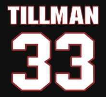 NFL Player Charles Tillman thirtythree 33 by imsport